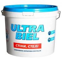 Краска белая Sniezka Ultra Biel 1л