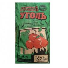 Уголь фруктовый (яблоня/груша) 3 кг
